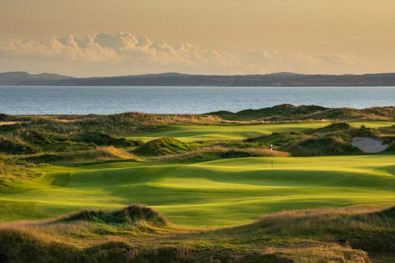 Golf Club Hire Scotland Dunbarnie